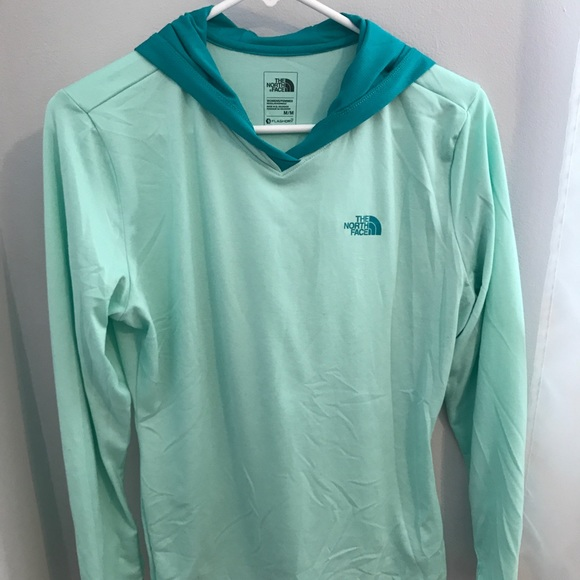 The North Face Tops - North Face Thermal Hoodie